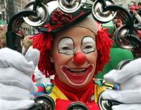 Клоны клоунов вплоть до прощальной гастроли