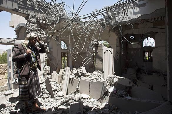 """Война с саудитами отодвинула экономику Йемена """"на век назад"""". 319770.jpeg"""