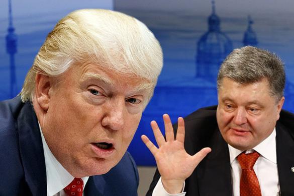 В МИД Украины решили: встреча Порошенко и Трампа состоится в бл