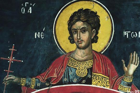 Мученик Нестор - христианин с копьем. 394770.jpeg