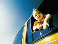 Вор угнал машину с младенцем внутри