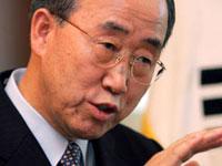 Пан Ги Мун призвал к мирному разрешению ситуации в Гондурасе