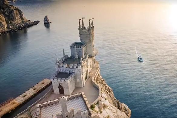 Впромо-ролике Украины к«Евровидению» показали интересные места Крыма