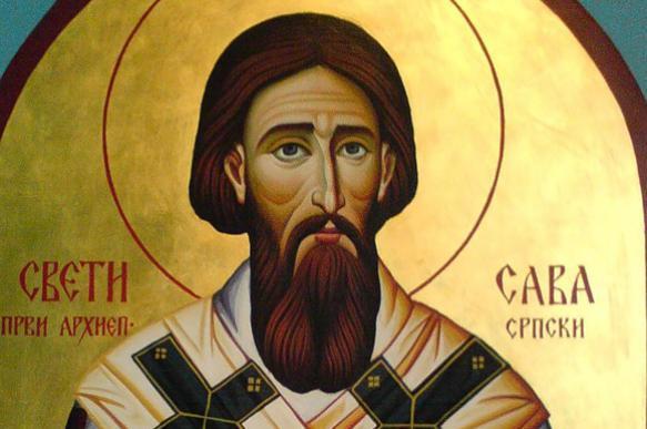 Святой Савва Сербский: келья вместо дворца. 397771.jpeg