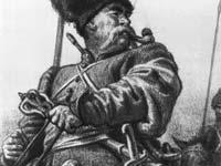 Выстрел Тараса Бульбы разбудил украинских