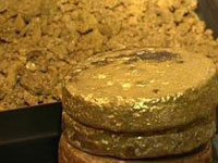 Колыма и Якутия смогут добывать до 100 тонн золота в год