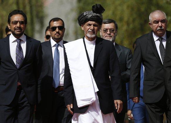 Дмитрий Верхотуров: Новый президент Афганистана вынужден договариваться со своими оппонентами. 299772.jpeg
