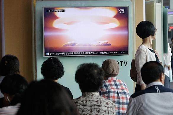 Северная Корея запустила неустановленную ракету
