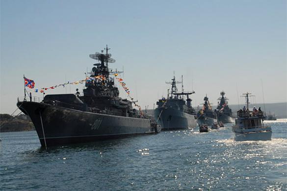 Госдума посоветовала Киеву не шутить с Черноморским флотом