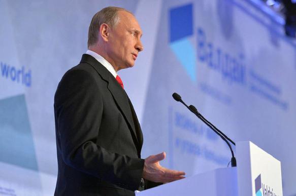 Путин: США санкциями вытесняют Россию с европейского рынка. 377772.jpeg