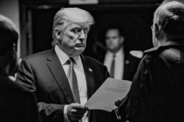 Рассекречено: Трампу категорически запрещали поздравлять Путин. 384772.jpeg