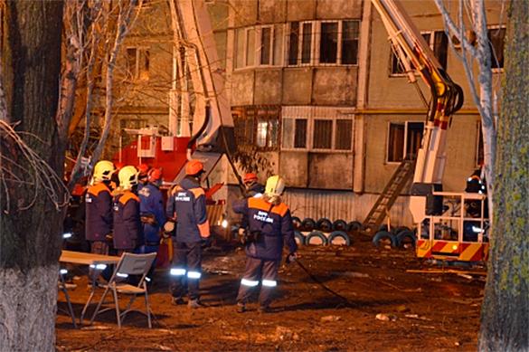 Спасатели не обнаружили погибших в квартирах волгоградского дома