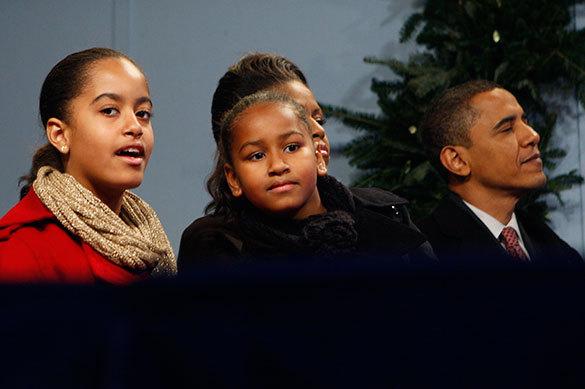 Пользователи ахнули, узнав настоящее имя дочери Обамы