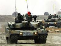 Мятежные офицеры собирались повести танки на Тбилиси