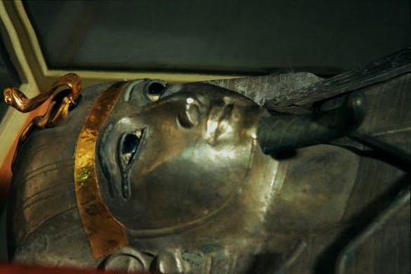 Тайна фараона: серебро и