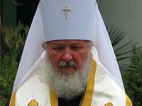 Медведев и Путин поздравили патриарха Кирилла с именинами