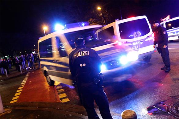 В Германии неизвестный застрелил трех человек