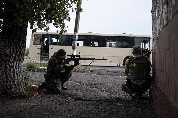 Больше 2,5 тысяч мирных жителей погибло на Донбассе