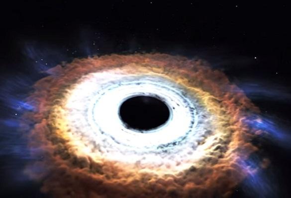 """Сенсационное открытие NASA: черная дыра """"родила"""" планету. 376775.jpeg"""