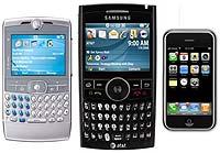 Мобильники вносят ощутимый вклад в интернет-трафик