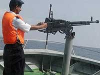 В Сомали завершилась подготовка борцов с пиратами