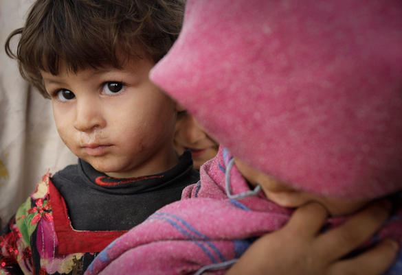 Обама не знает, что делать с 60 тысячами детей-нелегалов. Обама не знает, что делать с детьми-нелегалами