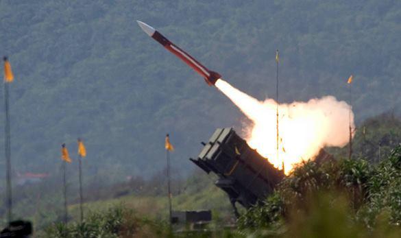 ВКС испытали новую противоракету ПРО