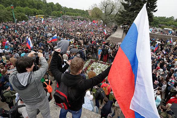 Песков рассказал о реакции Кремля на акцию протеста 12 июня