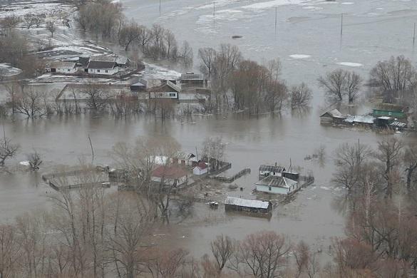 Карты затоплений будут составлены во всех регионах России. 402776.jpeg
