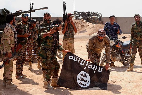 Al-Sumaria: Боевики ИГ устроили кровавое побоище около правительственного здания в центре Ирака. 319777.jpeg