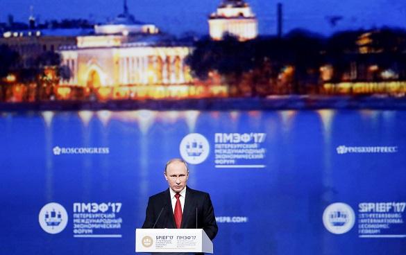 Петербургский форум как русский Давос: оптимизм министров на
