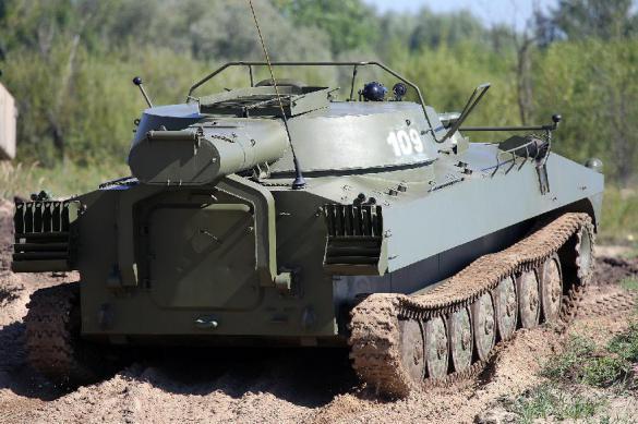 Российские военные испытали