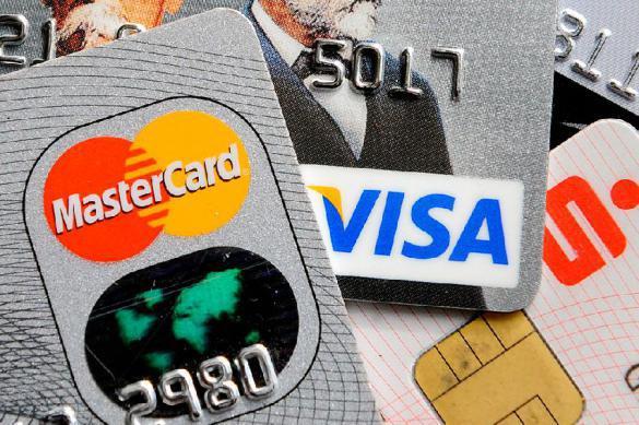 Живите с«Миром»: вКрыму на100% отказались отVisa иMasterCard