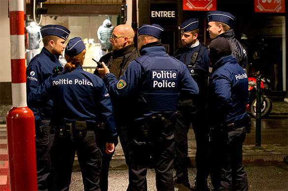 В Брюсселе задержаны два подозреваемых в парижских терактах
