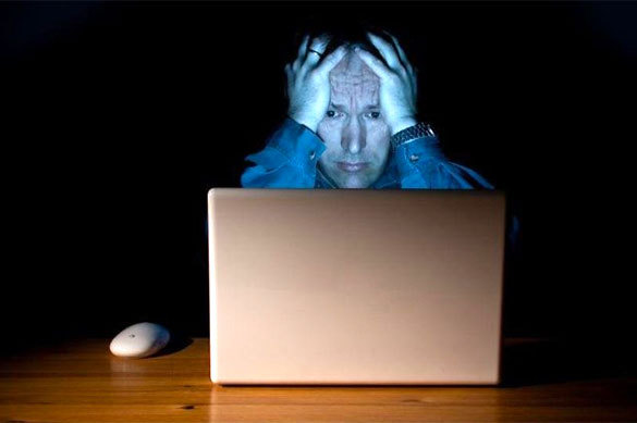 Онлайн-реклама делает пользователей более агрессивными