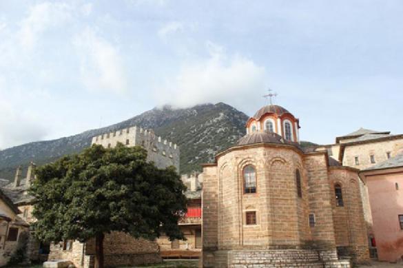 СМИ: Афон поддержал Константинопольский патриархат. 398778.jpeg