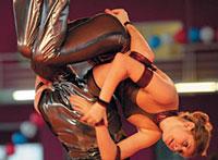 Россия завоевала золото на ЧМ по акробатическому рок-н-роллу