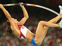 Елене Исинбаевой медали не досталось