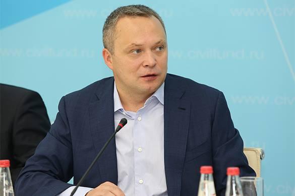 Россияне не откажутся от свободы - Костин