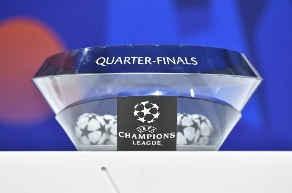 Жеребьевка Лиги чемпионов: Месси и Роналду могут встретиться в финале. 400779.jpeg