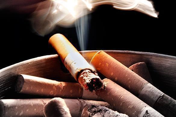 Народные избранники нестали увеличивать возраст для продажи сигарет до21 года