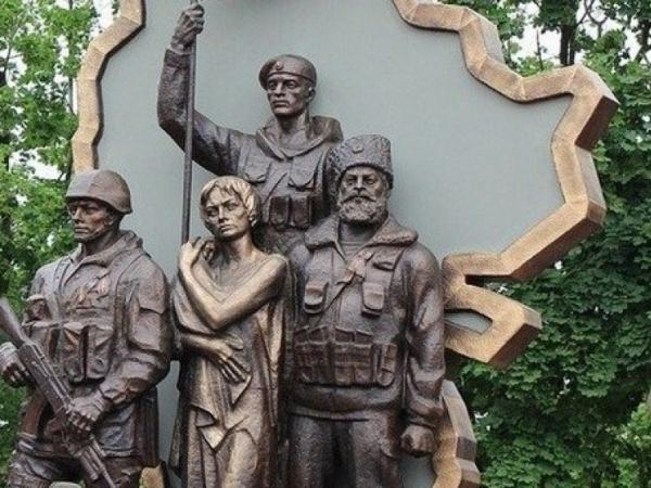 В Луганске взорван памятник погибшим ополченцам