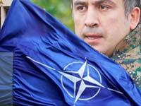 Грузинские бунтовщики пытались сорвать учения НАТО?