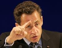 Конверт с пулей. Для господина Саркози