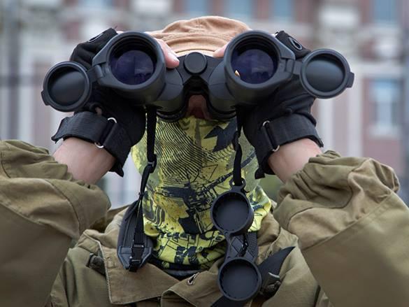 Украина тестирует новый разведывательный комплекс.