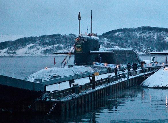 Шведский флот готов атаковать неизвестную подлодку у берегов страны. Швеция ищет подводную лодку