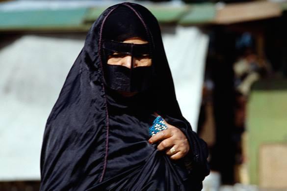 Тюремный срок грозит арабской модели за откровенный наряд. Тюремный срок грозит арабской модели за откровенный наряд