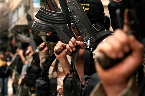 Пентагон заберет у курдов оружие