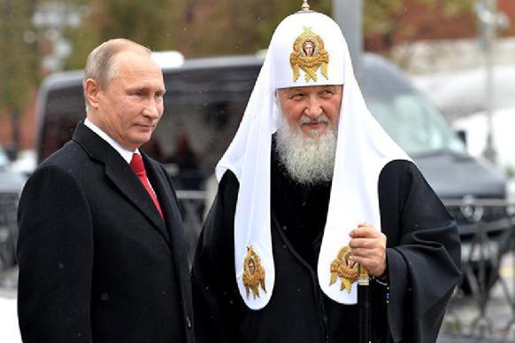 Через автокефалію УПЦ Путін може почати нове вторгнення в Україну, - Financial Times