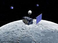 В недрах Луны гораздо больше воды, чем предполагалось. moon